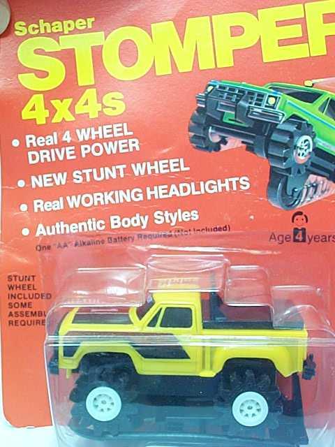 Dodge Ram >> Stompers: Generation I